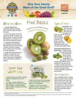 Food Hero Monthly Kiwi Page 1