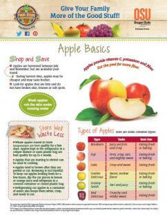 Food Hero Monthly Cover Apple