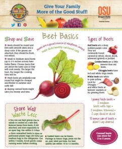 Food Hero Monthly Cover Beet
