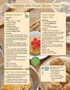 Cooking with Whole Wheat Flour