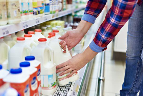 Types of Milk Image