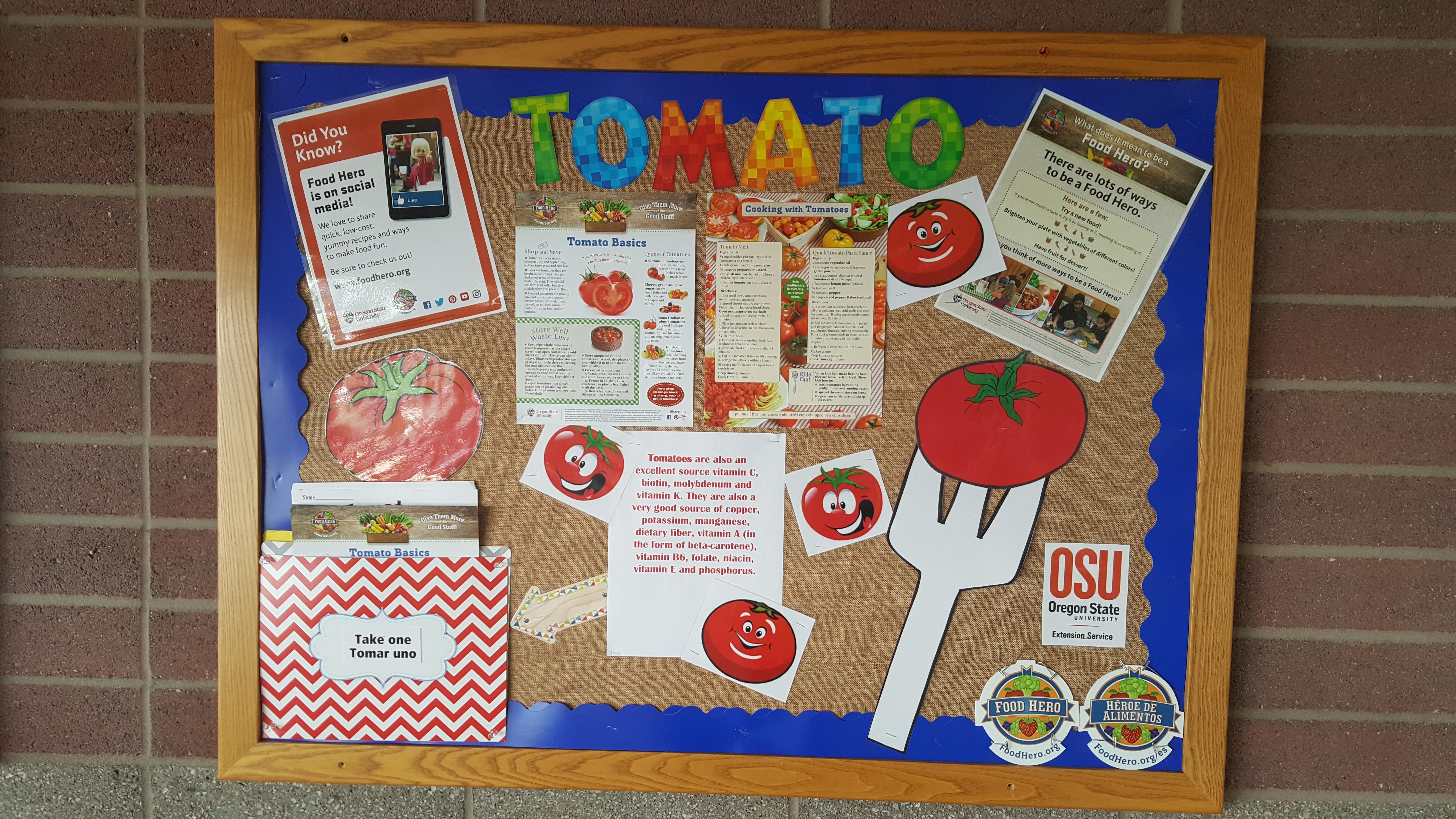 Tomatoes Food Hero