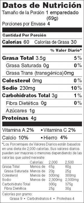 "Ensalada de ""huevo"" con Tofu"