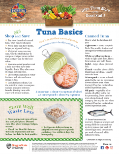 Tuna Monthly Page 1