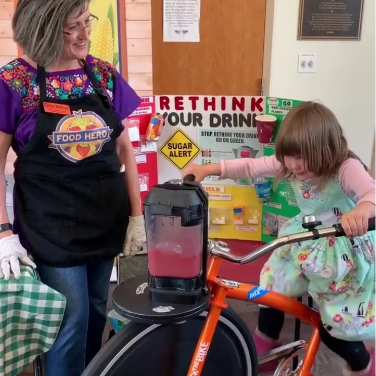 Blender Bike: Rethink Your Drink