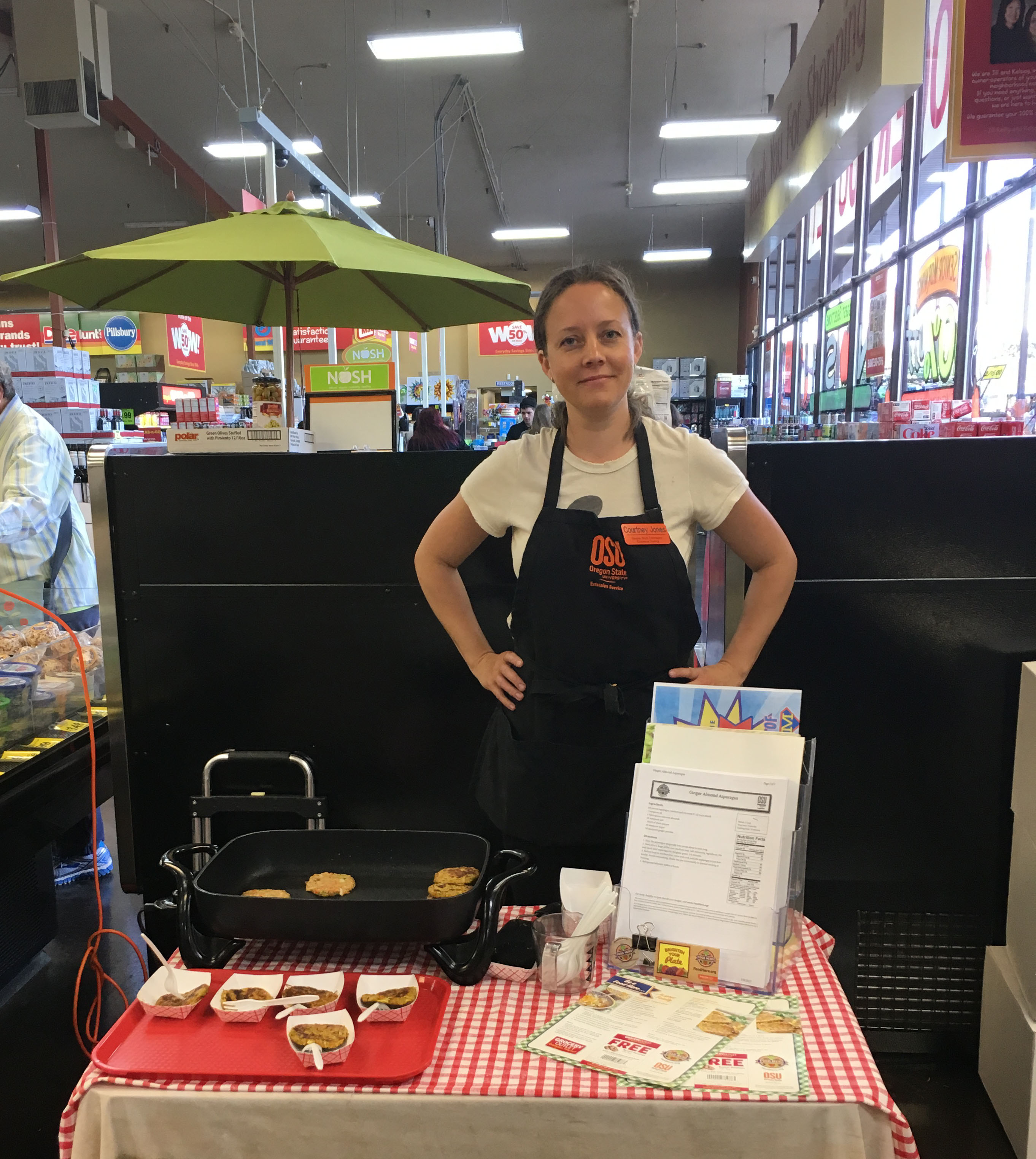 Food Hero Grocery Store Event