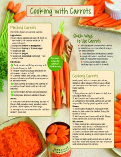 Cooking with Carrots