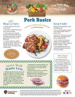 Pork Monthly
