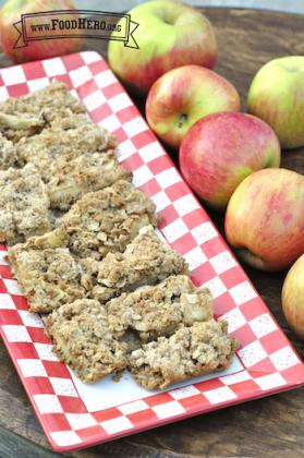 Apple Bars Image