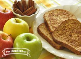 Photo of Applesauce French Toast