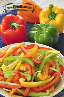 Photo of Bell Pepper Salad