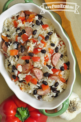 Photo of Brazilian Black Beans and Sausage