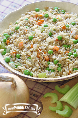 Photo of Bulgur Pilaf