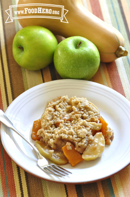 Photo of Butternut Apple Crisp