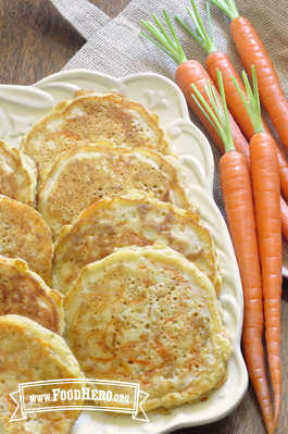 Photo of Carrot Pancakes