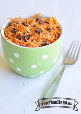 Photo of Carrot Raisin Salad