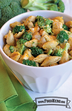 Photo of Chicken, Broccoli & Cheese Skillet Meal