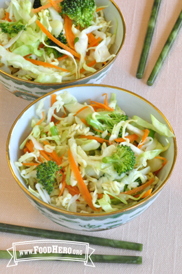 Photo of Chinese Ramen Cabbage Salad