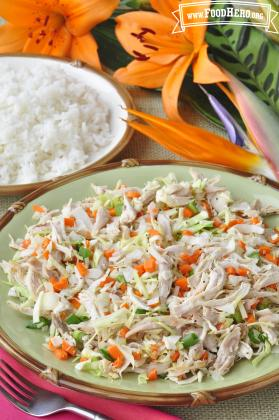 Image of Coconut Chicken Salad