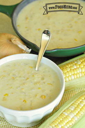 Photo of Skillet Corn Chowder