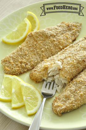 Photo of Crispy Parmesan Baked Fish