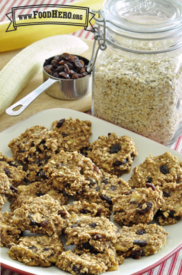 Photo of Banana Oatmeal Cookies
