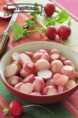 Photo of  Braised Radishes