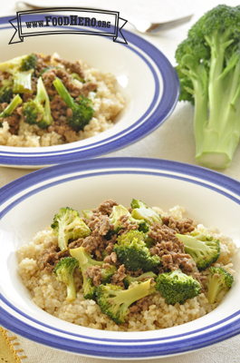 Photo of Beef and Broccoli
