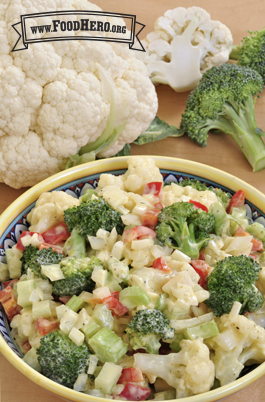 Photo of Cauliflower Salad