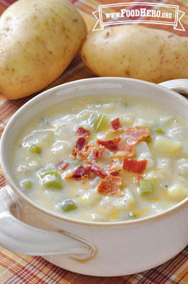 Photo of Cheesy Potato Soup