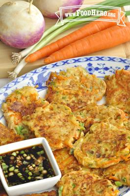 Photo of Chinese Turnip Pancakes