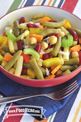 Photo of Bean Salad