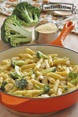 Photo of One-Pan Chicken Alfredo