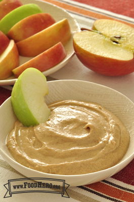 Photo of Peanut Butter Yogurt Dip