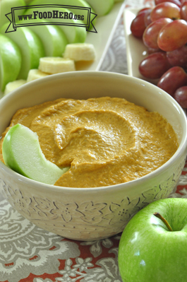 Pumpkin Fruit Dip