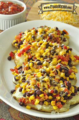 Photo of Southwestern Stuffed Potatoes