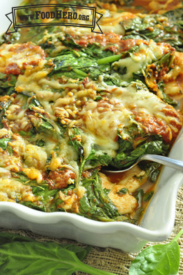 Photo of Spinach & Chicken Italian