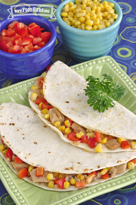 Photo of Tuna Quesadillas