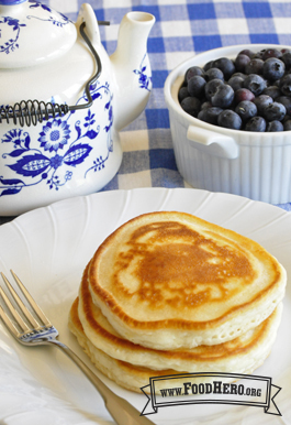 Favorite Pancakes Without Eggs Food Hero