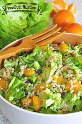 Photo of Fiesta Barley Salad
