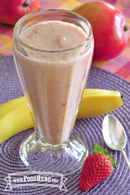 Fruit Shake 1 (with yogurt)
