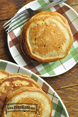 Photo of Gingerbread Pancakes