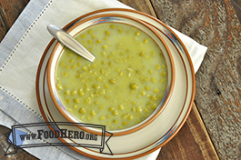 Photo of Green Pea Soup