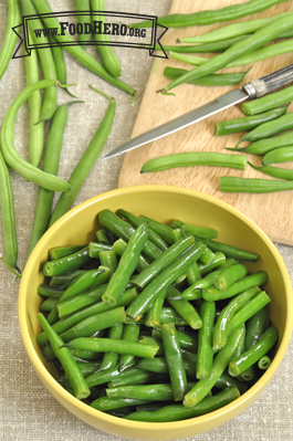 Photo of Honey Mustard Green Beans