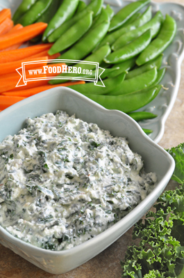 Photo of Kale Dip