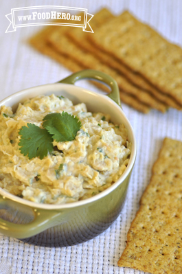Photo of Lemony Garbanzo Bean Dip