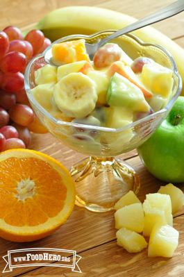 Ensalada de Fruta Mágica
