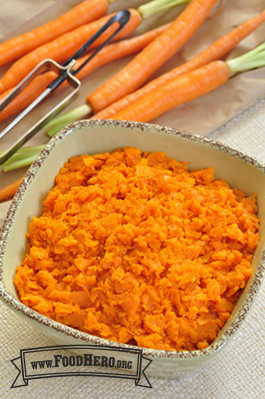Photo of Mashed Carrots