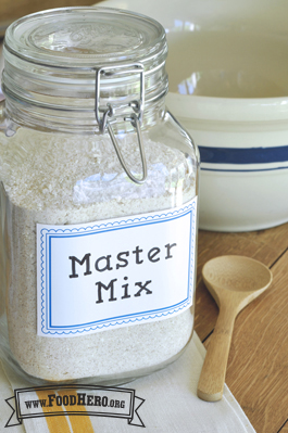 Photo of Master Mix