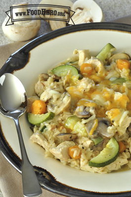 Photo of Mix and Match Skillet Meal